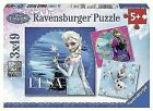 Ravensburger Disney Frozen Elsa Puzzle 3x49pc