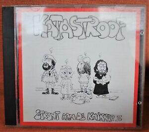 KATASTROOF-STRONT-AAN-DE-KNIKKER-II-CD