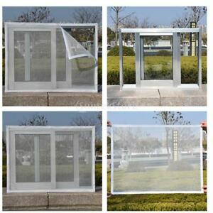 Self-adhesive-Anti-Mosquito-Bug-Insect-Fly-Window-Screen-Mesh-Net-Curtain