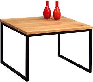 Massivholz-Couchtisch-Wohnzimmertisch-Sofatisch-Beistelltisch-SIRA-60-60-Eiche