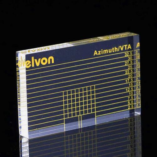 LP Vinyl Record Player Messung Phono Tonarm VTA Cartridge Azimuth Lineal Neu
