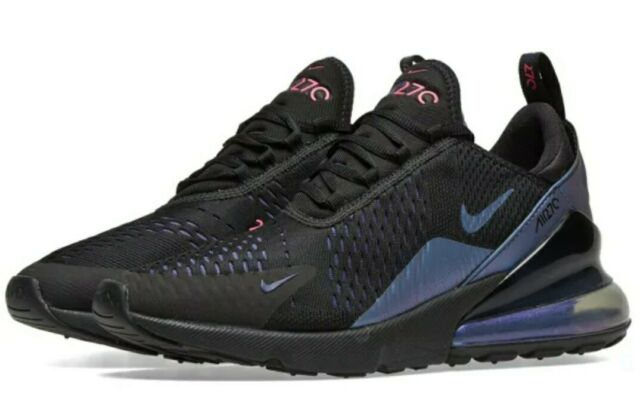 Nike Womens Air Max 270 Black Laser