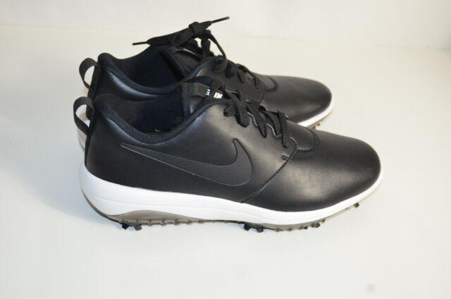 110 Nike Roshe G Tour Mens Golf Shoes Black Summit White Ar5580 Sz 9 For Sale Online Ebay
