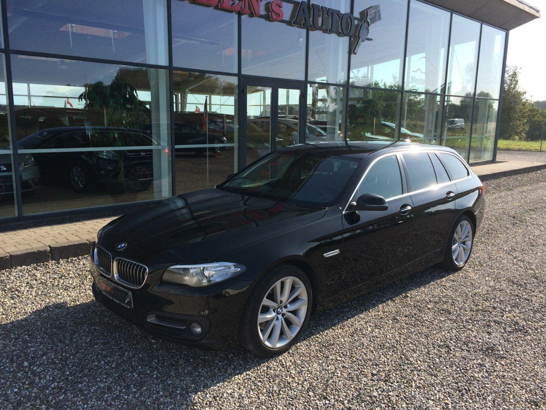BMW 530d 3,0 Touring aut. 5d - 359.000 kr.