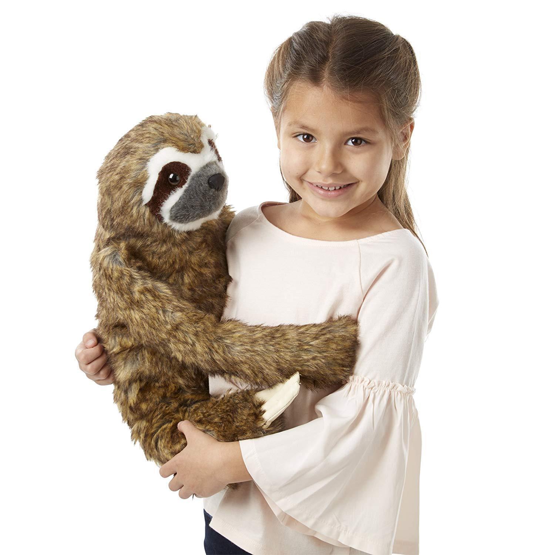 Sloth Plush Stuffed Stuffed Stuffed Animal Melissa & Doug 18808 - Kids Birthday XMAS Gift a8e6a8