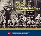 Die kleine Niederdorfoper, 1 Audio-CD von Walter Lesch und Paul Burkhard (2011)