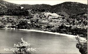 uljana-Croatia-AK-Kroatien-1960-70-Poloutok-Peljesac-Blick-auf-die-Halbinsel