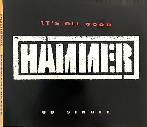Hammer-Maxi-CD-It-039-s-All-Good-Germany-M-EX