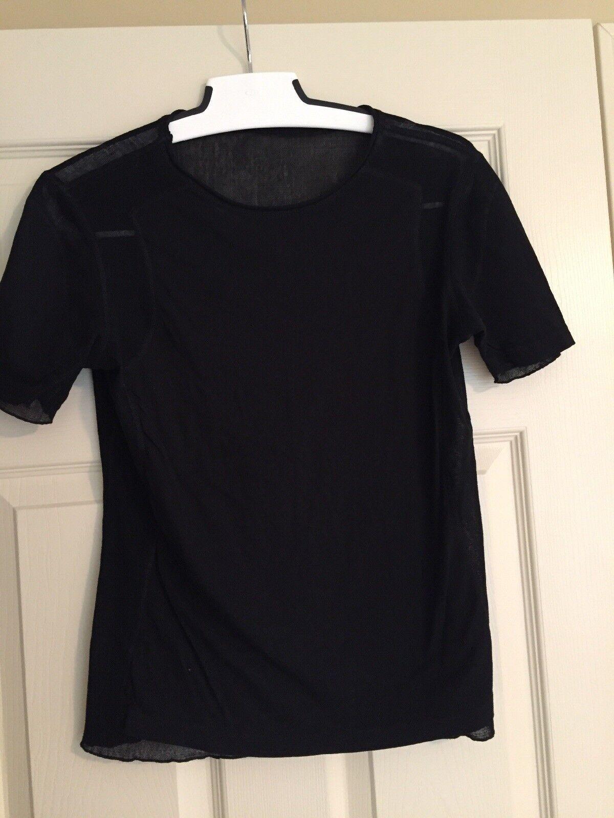 Alexandr Wang Woherren T Shirt schwarz Medium