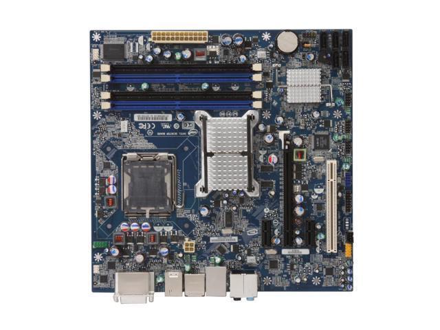 Intel DG45ID, LGA775 Socket  Motherboardincludes IO shield
