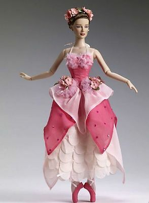 Sale SPRING TIME Tonner 16 in Ballerina Doll 2014 Pink LIMITED EDITION 400 only