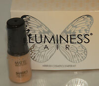 Luminess Air - Airbrush Foundation Shade 3 Matte Finish Fm3 Sealed & Brand