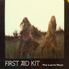 FIRST AI KIT - THE LION'S ROAR - CD  NUOVO