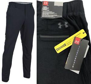 Under-Armour-Tour-Taper-Threadborne-Golf-Trousers-RRP-70-Premium-Stretch