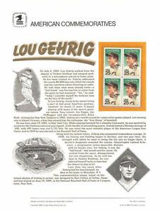 1989-Complete-Year-Set-321-342-USPS-Commemorative-Stamp-Panels