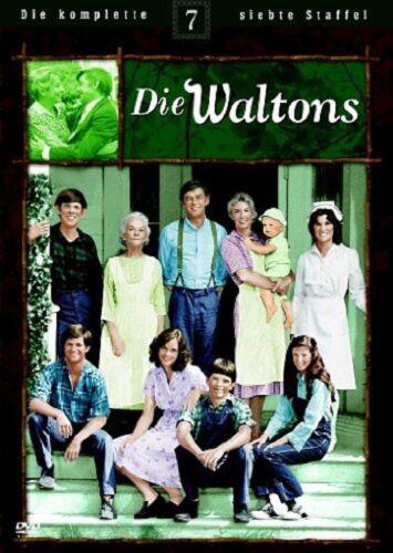 1 von 1 - Die Waltons Staffel 7 NEU OVP 6 DVDs