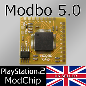 Details about Modbo 5 0 ModChip for PlayStation 2 (PS2)