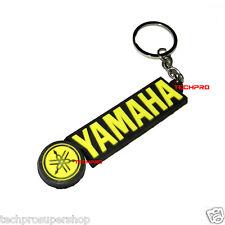 R1400465  Bike Rubber keychain With Yamaha Design