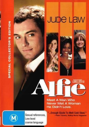 Alfie (DVD,2004)  -Paramount collection