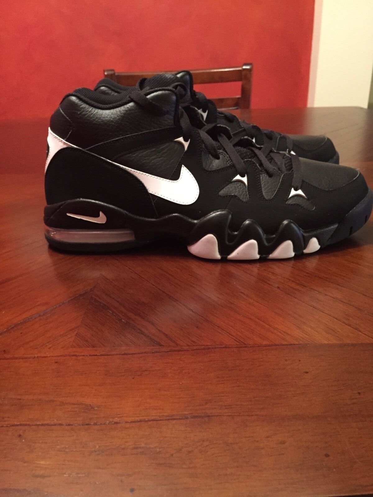 Nike Air 2 Strong Mid (Black)