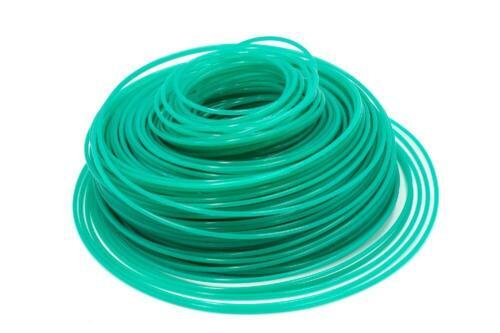 Makita grün für Stihl Ersatzfaden Mähfaden für Rasentrimmer 2,4mm x 88m