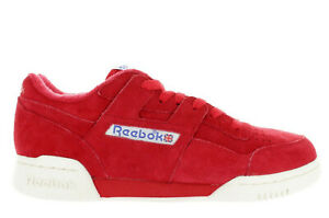 select for genuine On Clearance top-rated cheap Details about MEN'S REEBOK WORKOUT PLUS VINTAGE BD3383 PRIMAL RED/CHALK  WHITE DS BRAND NEW