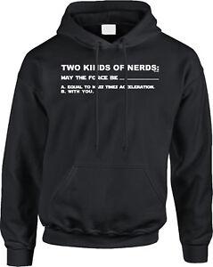 Deux blague drôle show tv disant genres geek capuche nerds nerd blague humour hommess de OkZTiXPu