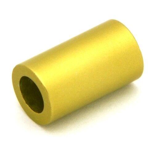 1 Loxalu® Beads Röhrchen ca 10 x 6mm hellolive