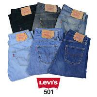 VINTAGE LEVIS 501 JEANS DENIM KLASSE A W28 W30 W32 W34 W36 W38 501 LEVI 501s