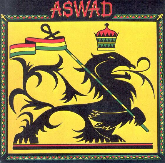 ASWAD Aswad (1976) 8-track CD album BRAND NEW