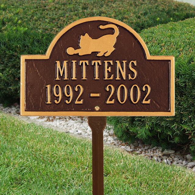 Cat Mini Arch Pet Memorial