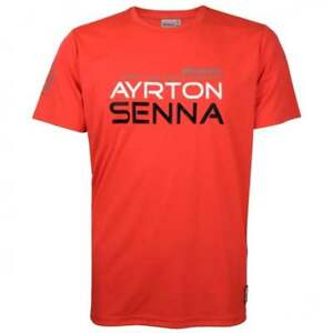 659f47ae7fb Image is loading Ayrton-Senna-Collection-McLaren-F1-World-Champion-T-