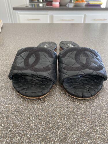 Chanel Slides 37C