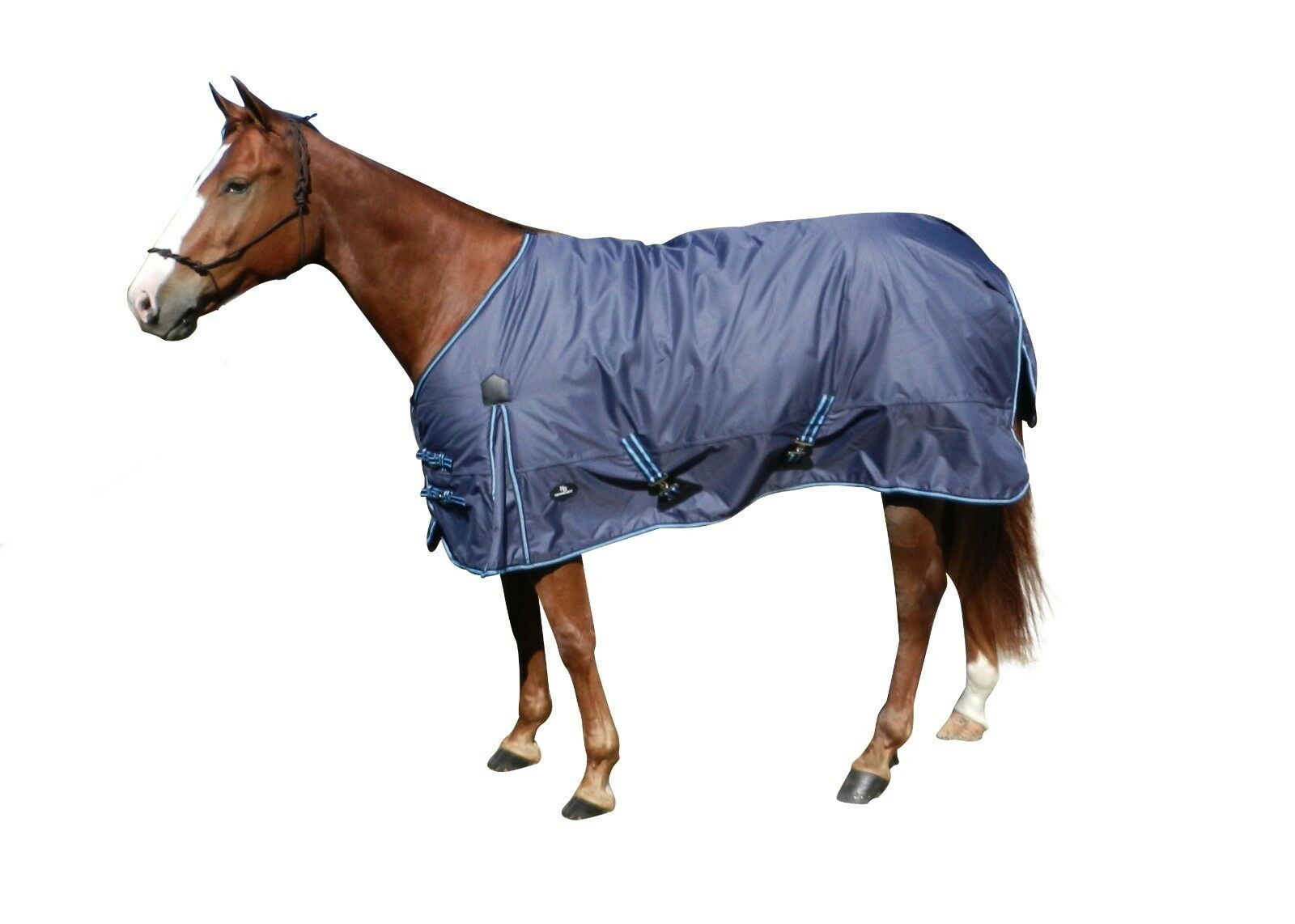 New  Waterproof Turnout Horse Blanket 72
