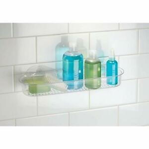Kitchen Sink Suction Holder Sponges Scrubbers Soap Bathroom Shower Organizer usa
