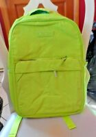 Vera Bradley Preppy Poly Large Backpack - Citrine