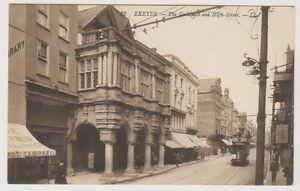 Devon Postkarte - Exeter - Die Guildhall Und High Street - Ll No. 22 (A700)