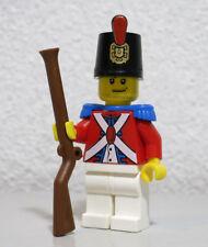 LEGO 2 x Figur Minifigur Piraten Pirate Green White Stripes pi105 aus Set 6239