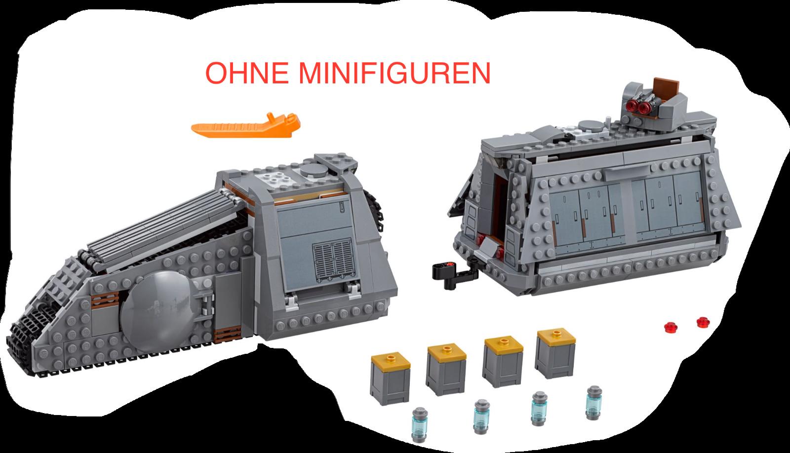 LEGO Star Wars - Imperial Conveyex Transport 75217 75217 75217 NEU OHNE MINIFIGUREN+BOX efd93a