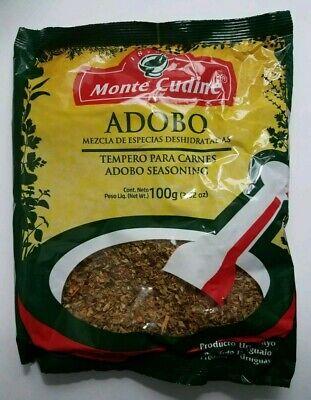 100g Packet Monte Cudine Adobo Mescla De Especias Tempero Para Carnes Uruguay 7730177000055 Ebay