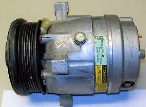 1995 96 97 98 99 00 01 2002 Chevrolet Camaro V6 3.8L AC A//C Compressor Fits