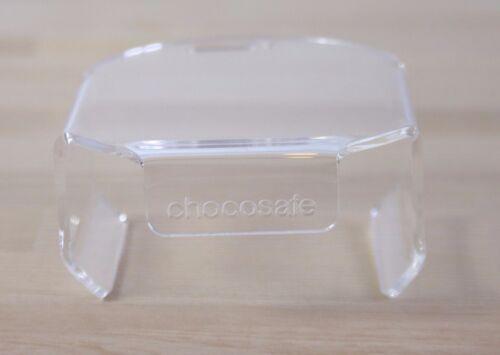 chocosafe® nutellaschloss transparentes nutella Schloss rotes Zahlenschloss