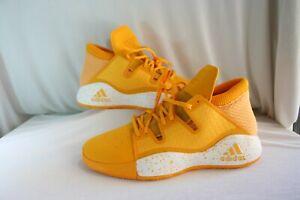 conductor Nueva llegada plan de ventas  Adidas EE3592 Brooklyn Design 11222 Orange sz 13 Basketball Sneakers Shoes  NWOT | eBay