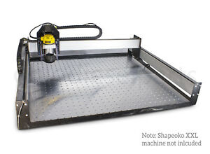 Details about Shapeoko 3 XXL Fixture Table Custom Metal Aluminum Plate 600+  Mounting Points