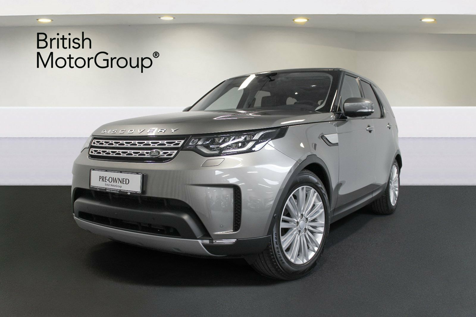 Land Rover Discovery 5 3,0 TD6 HSE Luxury aut. 7prs 5d - 0 kr.
