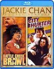 Battle Creek Brawl/city Hunter 0826663141603 With Jackie Chan Blu-ray Region a