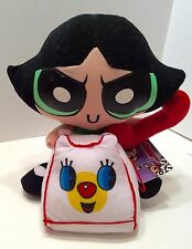 Power Puff Girls Stuffed Plush Plushie Doll Buttercup 10""
