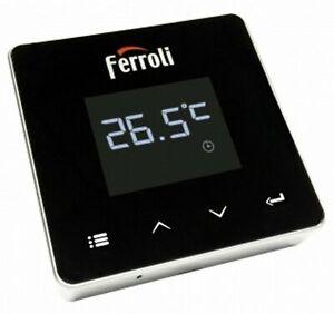 Comando remoto Ferroli Connect 013010XA modulante wifi funzione cronotermostato
