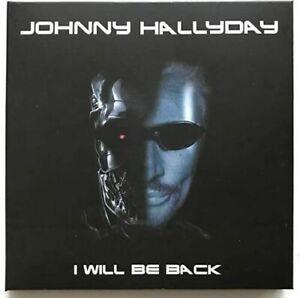 JOHNNY-HALLYDAY-034-I-Will-Be-Back-034-Nimes-2016-RARE-2-CD