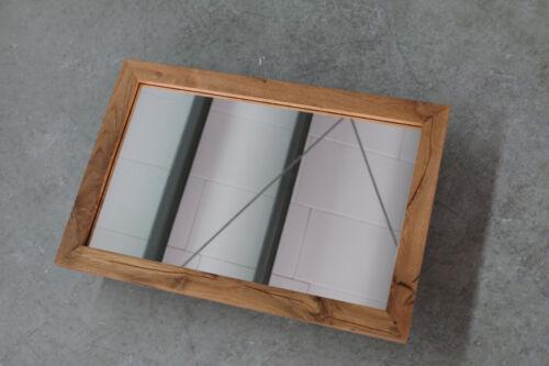 Spiegel Eiche Wild Massiv Holz Spiegelrahme Rahme Wandspiegel Garderobenspiegel
